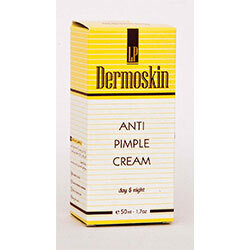 DERMOSKIN ANTI-PIMPLE CREAM, 50ml